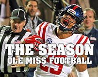 The Season:Ole Miss Football 2014 (13 Episodes)
