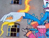 Festival Ulicznicy 2012 in Sochaczew, Poland
