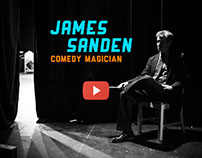James Sanden Comedy Magic // VIDEO