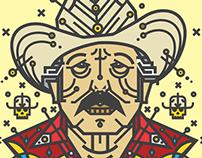 Muerterrey 2014 -  El Viejo Paulino