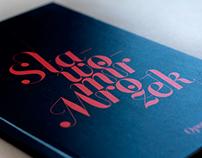 Slawomir Mrozek - Opowiadania, book design