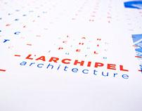 Branding // L'Archipel