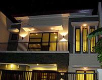 Rumah Urban di Surabaya pada Lahan 10x20