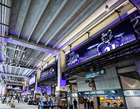 M&T Bank Stadium Signage