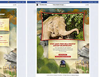 Denver Zoo Facebook App