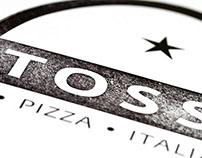 Tossa Restaurant Branding