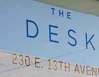 The Desk Identity & Branding