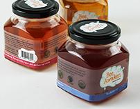Bee Awaken Honey Packaging