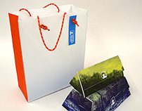 Eastern Mountain Sports Knockdown Gift Packaging