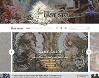 Last Story Game Website