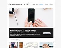 Crash Boom! Apps