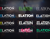 ELATION / Year End Party Logo