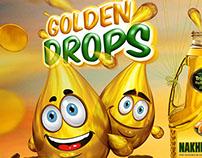 Nakhlatiain Golden Drops