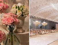 Wedding Dubai, design by DesignLab Dubai