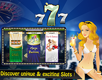 Personal Slots - Classic Las Vegas 777 Slots