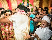 Sindhu-Prabu Wedding Story