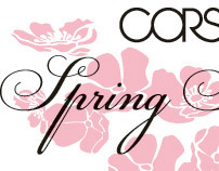 CORSOCOMO Spring Summer in love