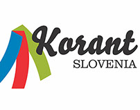 Korant Slovenia logotype