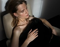 Kira Bunse // Louis Vuitton for Wonderland Magazine