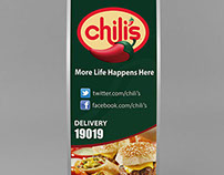 Chili's Roll up