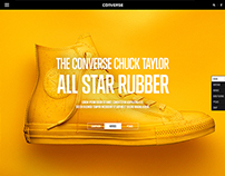 Converse Korea Official Site Renewal