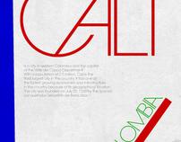 Cali poster