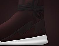Wet4:3 Sneaker design