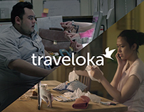 Traveloka - Hands