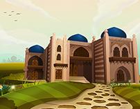Islamic Palace