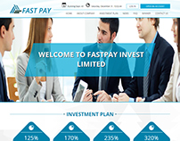 FAST PAY HYIP TEMPLATE