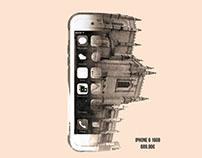 SerSolução Campanha Iphone 6 - Double Exposure Sé Cated