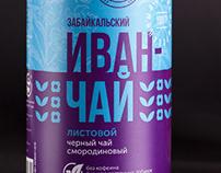 Greenton. Herbal tea packaging