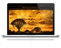 UI/UX New African frontiers