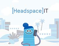 Headspace IT Brand Design