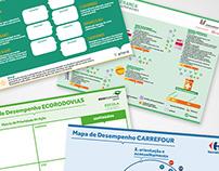 Misc: Arteris, Carrefour, Ecorodovias e União Química