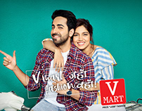LAUNCH OF VMART-FASHION STORE FOR TIER 2 and TIER 3