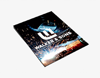 Walker & Son's Logo Design / Visual Identity