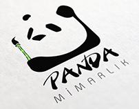 Panda Mimarlık Logo