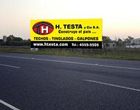 Publicidad Vía Pública - HTesta