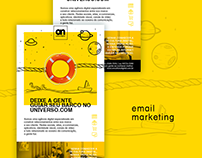 On - Email Marketing
