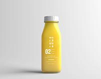 warë warë / Cold-pressed juice