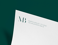 MB STUDIO - Visual Identity