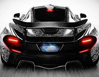 McLaren P1™ Development testing