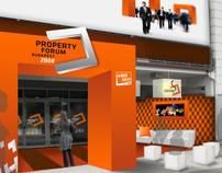 PFB exhibition design