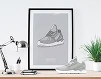 """Originals"" Collection | KickPosters.com"