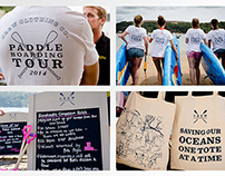 Paddle Boarding Tour - Concept & Design