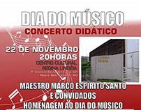 CONCERTO DIDATICO - 22-11 DIA DO MUSICO