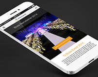Responsive Website / JM