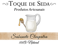 Toque de Seda - Labels for Handmade Soap