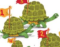 Tortoise race!
